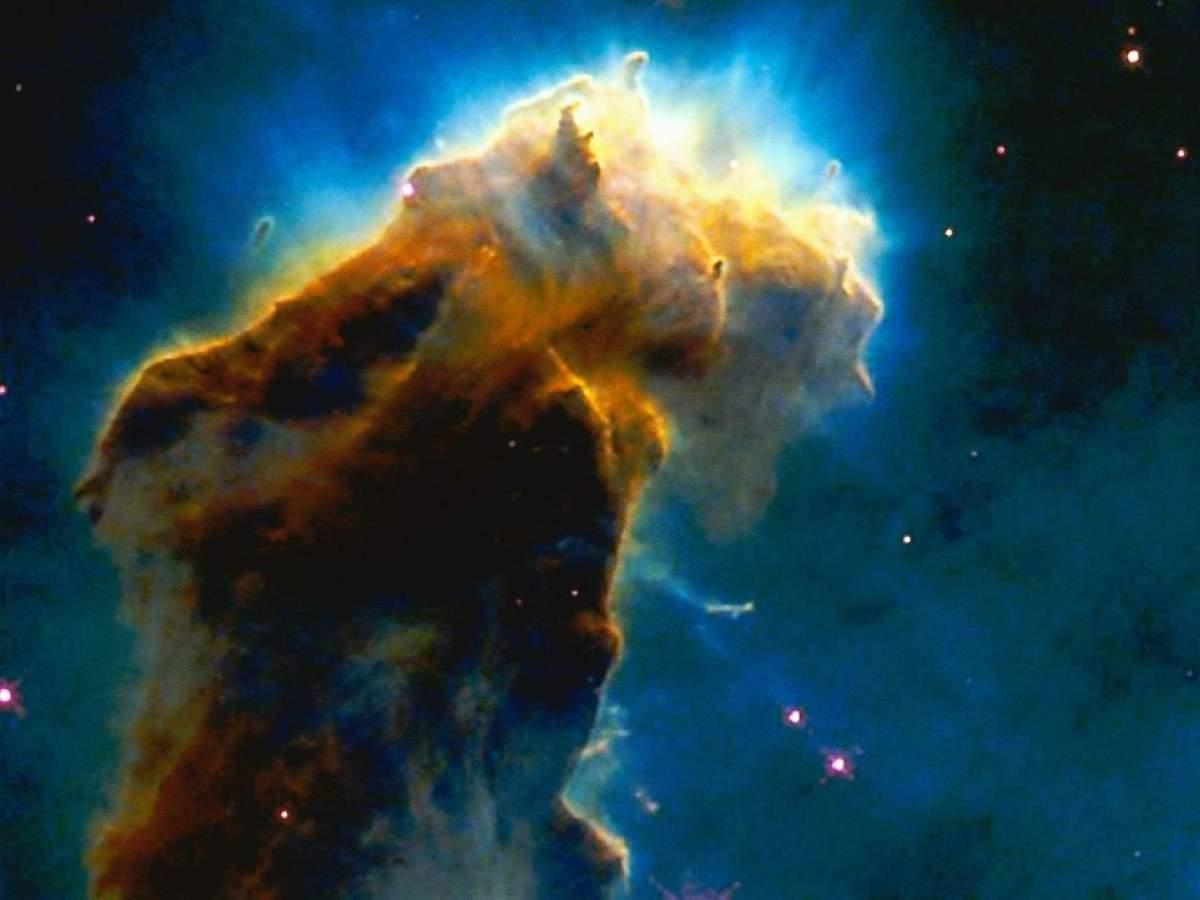 Прыжок в космосе